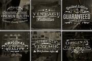 Premium Retro Labels-Graphicriver中文最全的素材分享平台