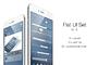 iOS Flat UI Set Vol. 3-Graphicriver中文最全的素材分享平台