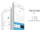 iOS Flat UI Set Vol. 1-Graphicriver中文最全的素材分享平台