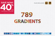 640 + Free (149) Gradients-Graphicriver中文最全的素材分享平台