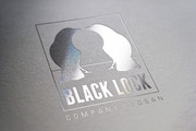 Black Lock Logo-Graphicriver中文最全的素材分享平台