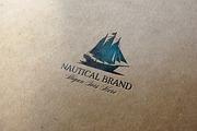 Nautical Brand Logo-Graphicriver中文最全的素材分享平台